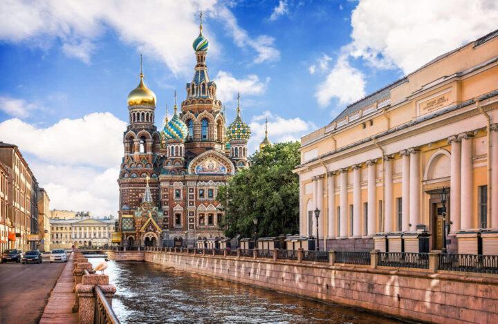Санкт-Петербург ‒ день за днем
