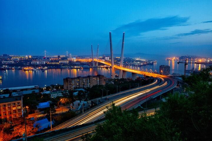 Владивосток от 6 дней