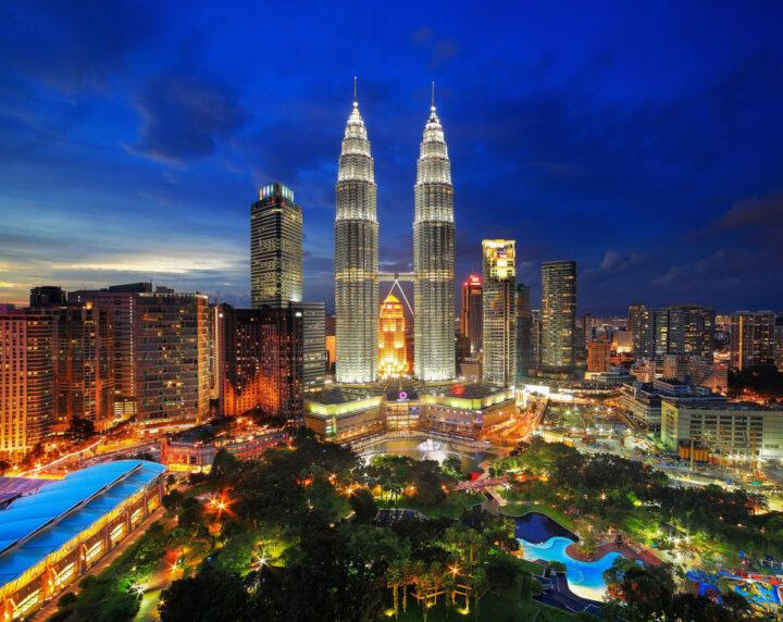Куала-Лумпур — о. Бали — Сингапур 14 дней