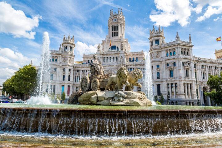 Классическая Испания + праздник Лас Фальяс