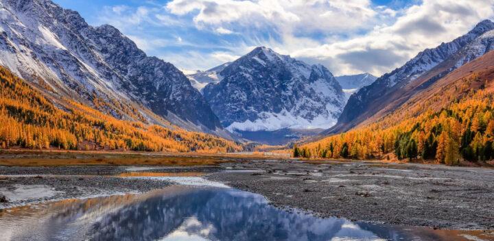 Алтайская неделя, экскурсионный, Алтай